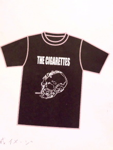 JACKPOT DAYS!! -poetrical rock n'roll and beat gallery--Tシャツ イメージ.jpg