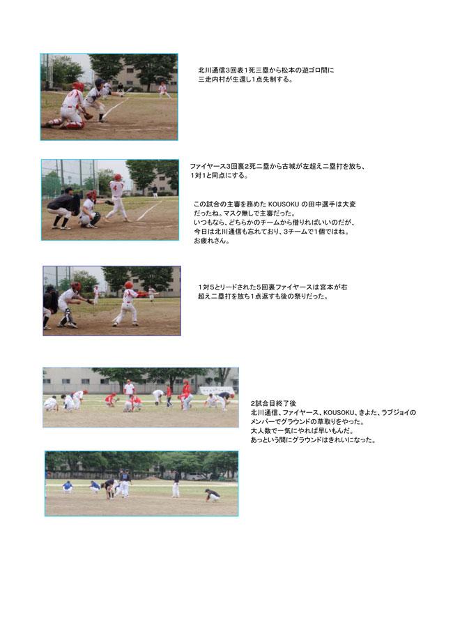 5月13日試合結果1試合目--2