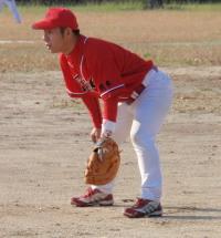 PA210017嶋田一塁手
