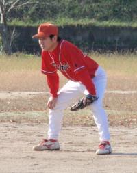 PA210019永田二塁手