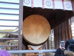 P1020115日本一の大太鼓