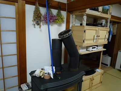 煙突掃除-2