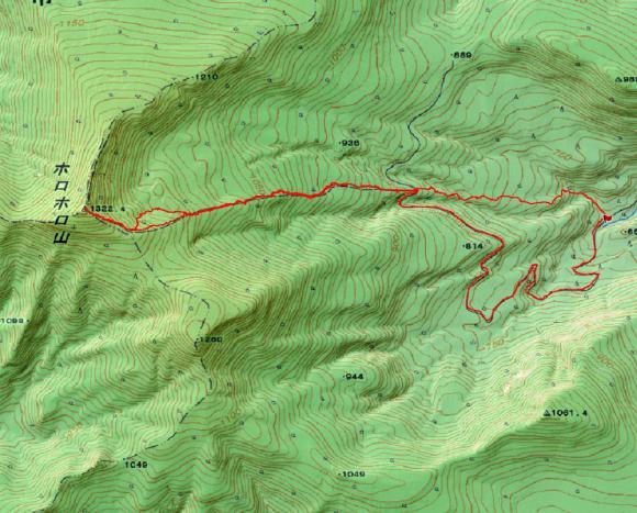 ホロホロ 地図