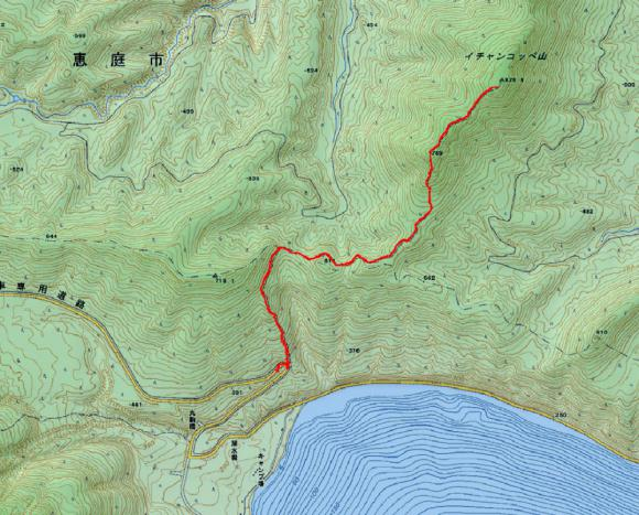 ichankoppe 地図