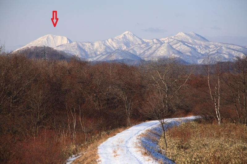 白老岳南峰 20130105