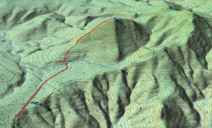 南白老岳3D20130105