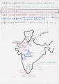 ブログ用③インド地図