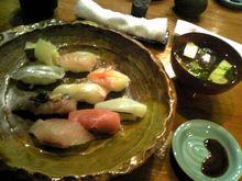 獣の足跡をたどって・・・-松乃寿司1.JPG