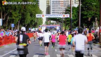ホノルルマラソン 009