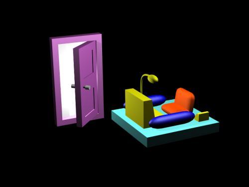 どこでもドアと
