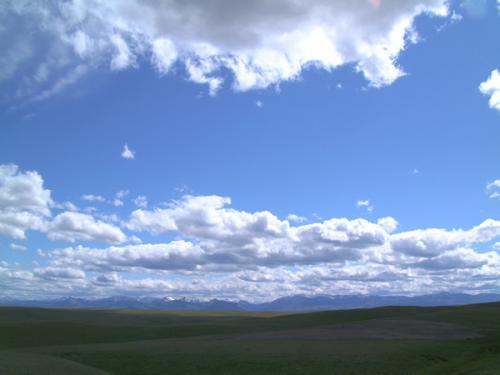 モンタナの空