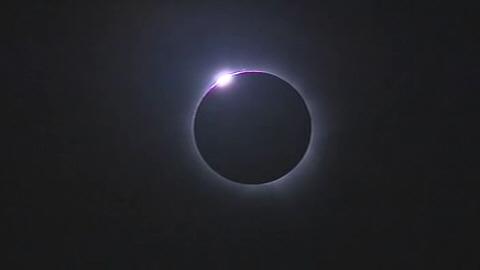 オーストラリア日食