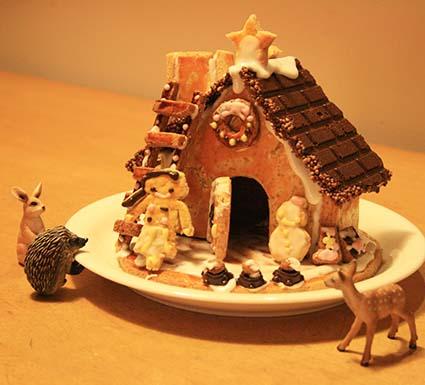 お菓子の家2012