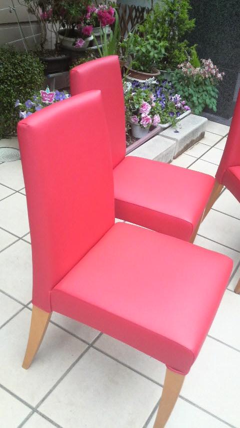 ●カツ椅子