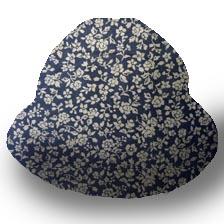 ガーゼ帽子