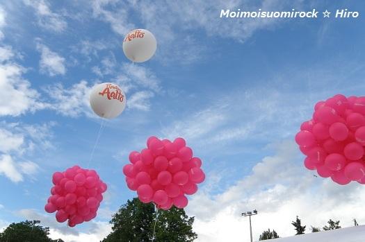 Helsinki-päivä Kaisaniemi 12.06.2012