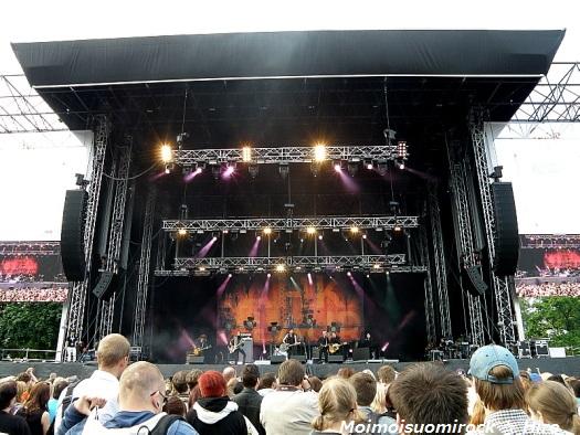 Lauri Tähkä Helsinki-päivä Kaisaniemi 12.06.2012