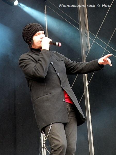 Happoradio Helsinki-päivä Kaisaniemi 12.06.2012