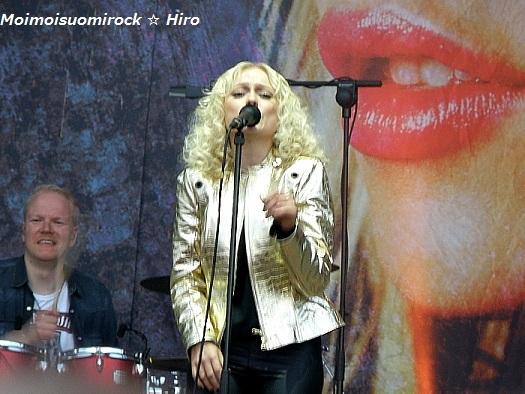 Chisu Helsinki-päivä Kaisaniemi 12.06.2012