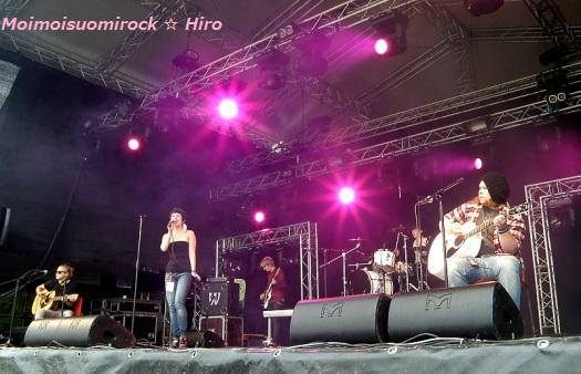 Hackart Hill Riihimäki Rock 30.06.2012