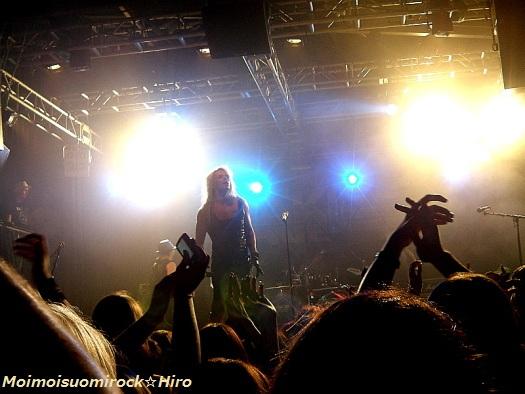 Reckless Love Nosturi 08.09.2012