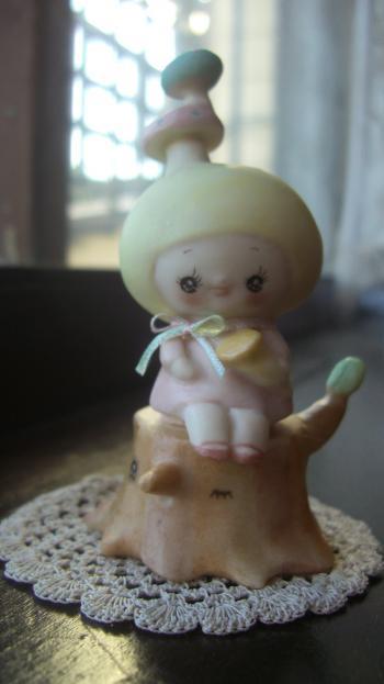 エリンギちゃん黄色2