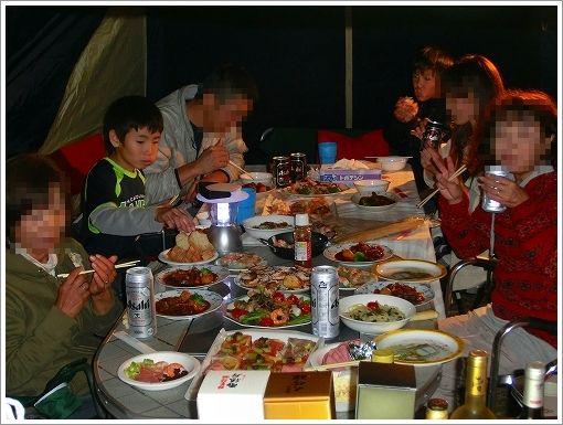 12.10.20~21 らかん高原キャンプ 038