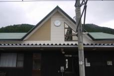 上石見駅①