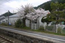 上石見駅②