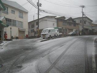 12.11.15 朝 大久保 雪