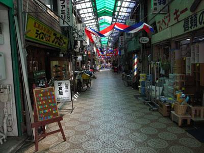 荻窪北口商店街