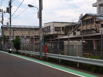 東中野駅1