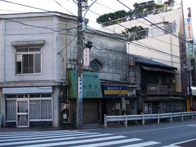 中野5差路