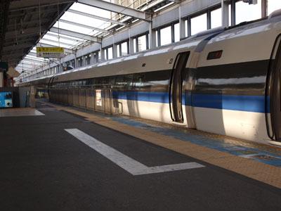 500系岡山