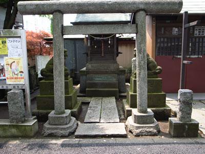 00千川神社