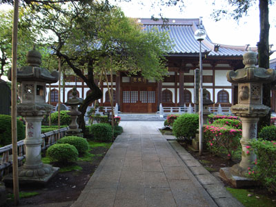 浄牧院本堂