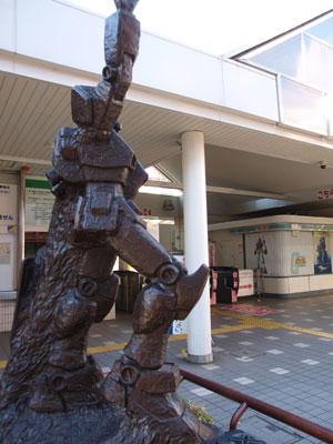 012上井草下り改札