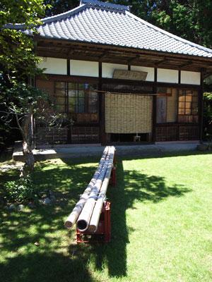 011少林寺坐禅堂