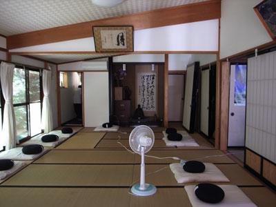 011少林寺和室