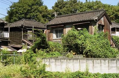 新宿木造1