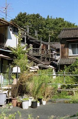 新宿木造縦