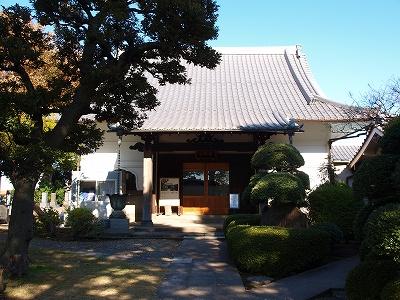 神石寺本堂
