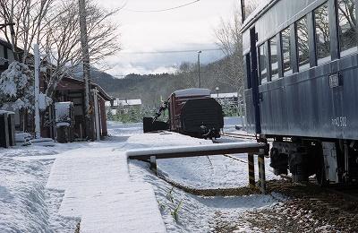 駅とスハフ42