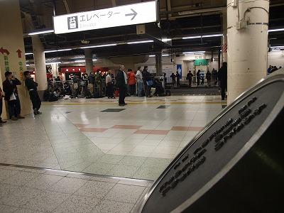 ああ上野駅