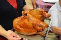 天廚菜館の北京ダック
