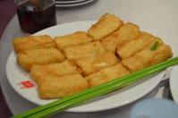 天廚菜館の揚げ豆腐