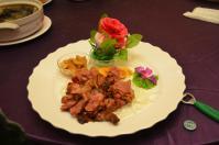 北海宴會館の宴会コース「徳國猪脚」