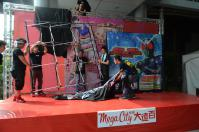 戰隊系列x假面騎士SPECIAL LIVE in Taiwan粉絲見面會@板橋大遠百撤収シーン