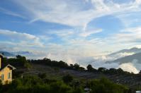 清境儷景豪斯登堡(ハウステンボス)テラスからの眺め2
