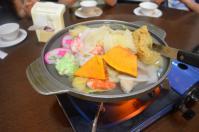 清境儷景豪斯登堡の酸菜白肉鍋
